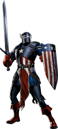 Knight_America_Portrait_Art