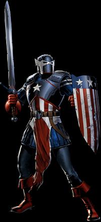Knight_America_Portrait_Art